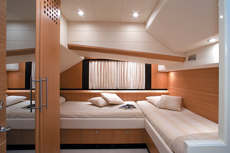 Sarnico 50 Yacht - Twin Room