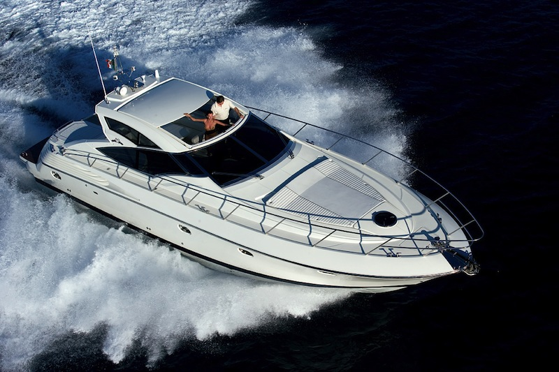 Sarnico 50  Yacht - at sea